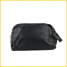 Black Toiletry Bag