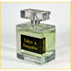 Fragance Talc and Tangerine